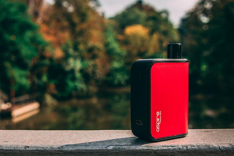 vape aio podmod pod mod starter kit autumn lifestyle... (Foto: Vaping360 auf Flickr)