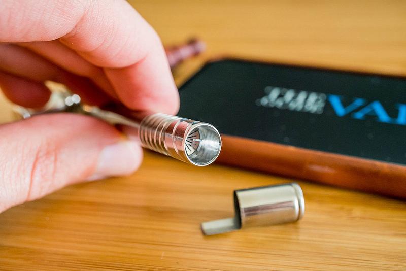 portable analog vaping manualvaporizer dryherb dynavapm (Foto: oron3 auf Flickr)